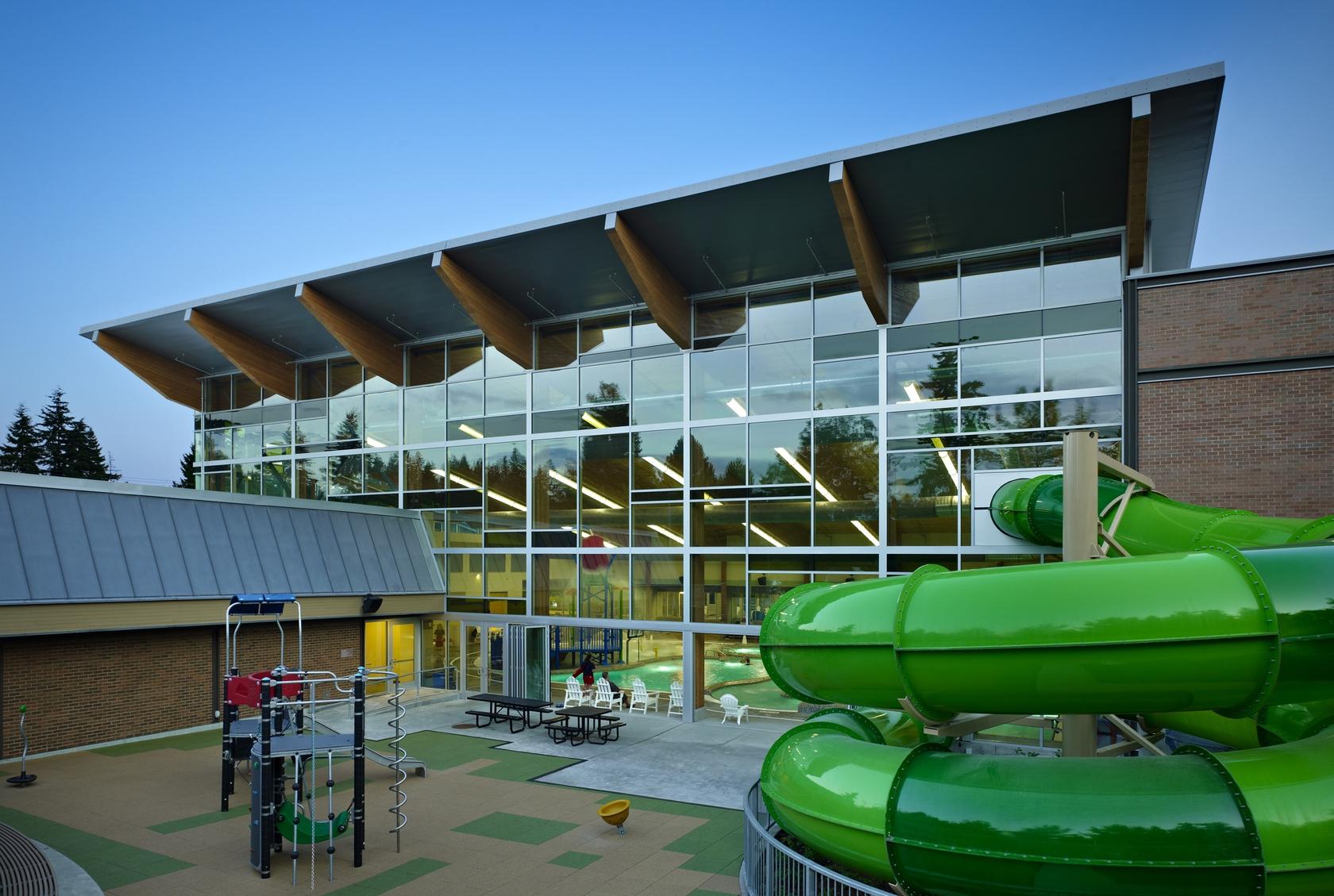 Lynnwood Recreation Center Architizer