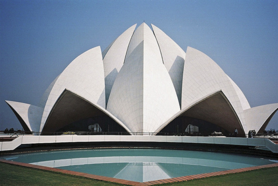 Top 10 flower shaped buildings beauty of concrete for New modern buildings